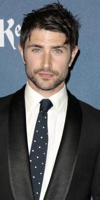 Actor Matt Dallas
