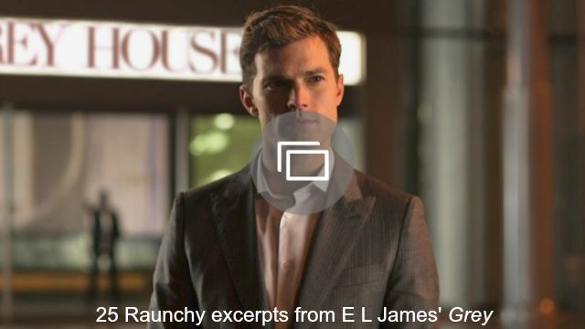 fifty shades excerpts slideshow