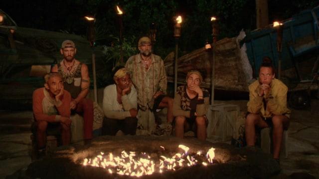 Final 6 castaways on Survivor: Game Changers
