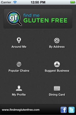 Find Me Gluten Free