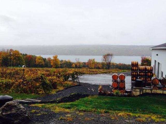 3. Finger Lakes Distilling, Burdett, New York