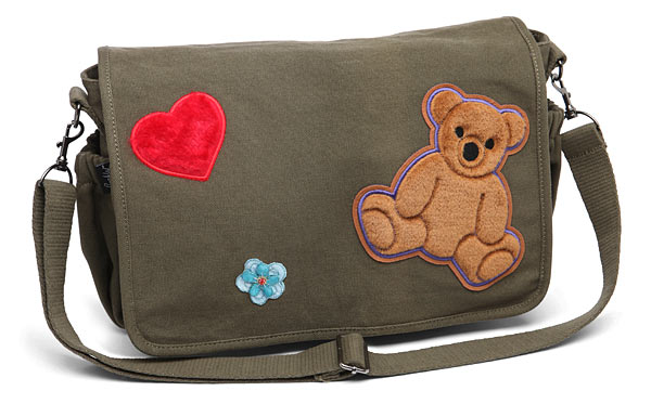 firefly kaylee messenger bag