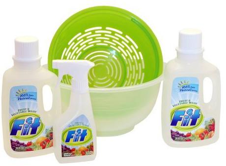 Fit Fruit & Veggie Wash