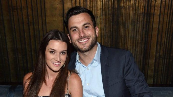 Jade Roper & Tanner Tolbert of