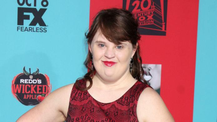 Jamie Brewer is about to make