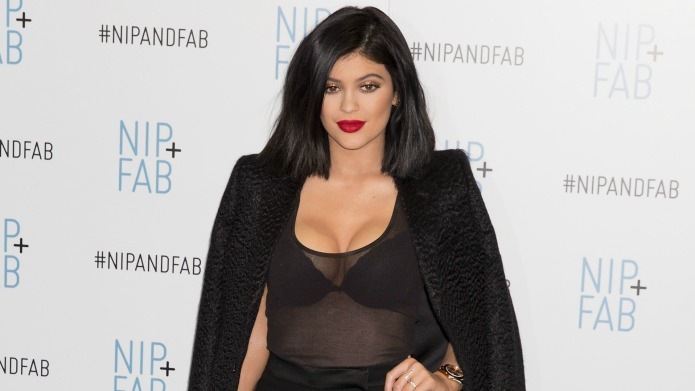 Kylie Jenner shares TMI pic alluding