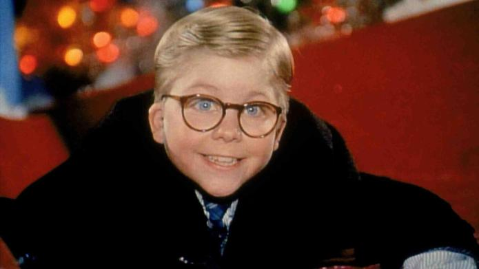 While A Christmas Story is on