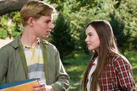 Flipped is in select theaters, opening wide later in August