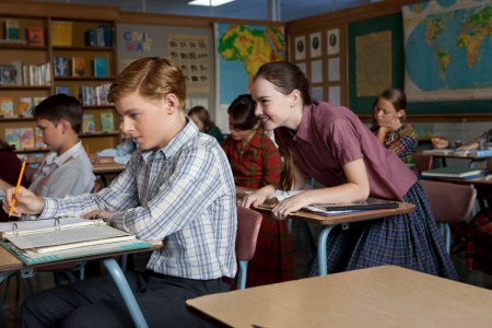 Flipped movie review: Flip for Flipped