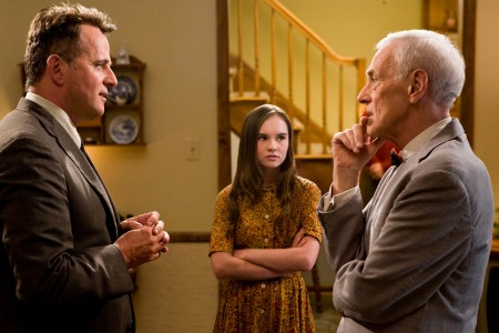 Flipped starring Aidan Quinn, Madeline Carroll and John Mahoney