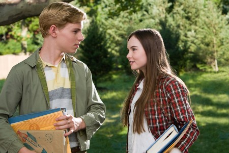 Flipped trailer debuts here in SheKnows!