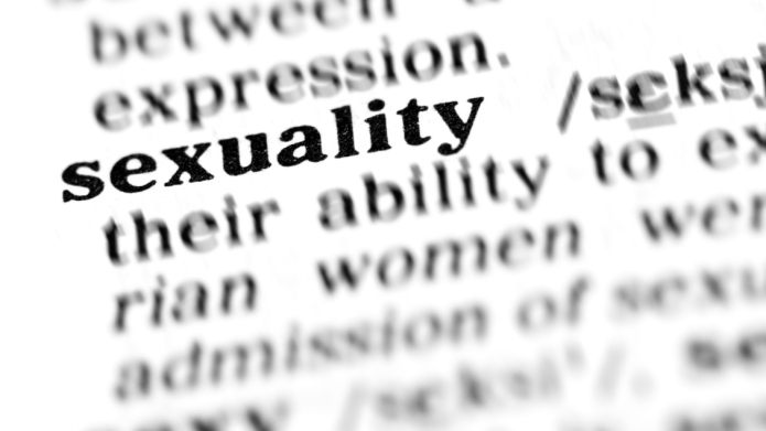 sexuality (the dictionary project)