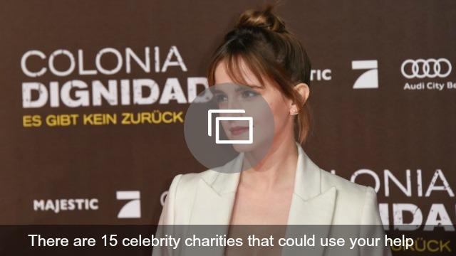 Emma Stoen charity
