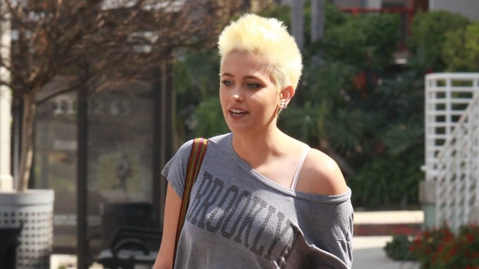 Paris Jackson is completely and utterly