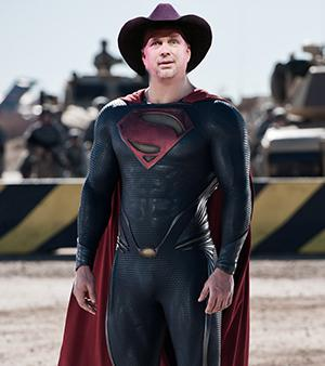 Man of Steel: Jonah Hill and