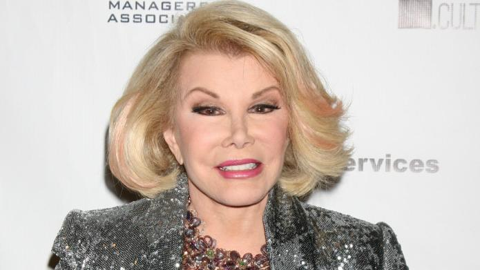 The scariest thing about Joan Rivers'
