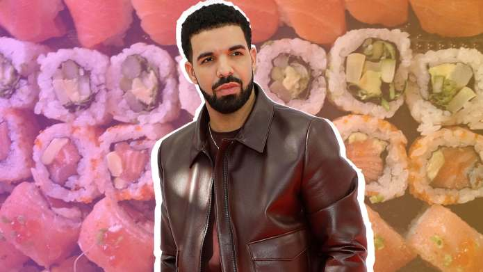 Attention Sushi Lovers: Drake Has the