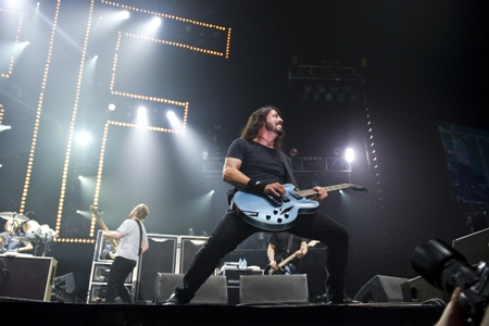 Foo Fighters perform live at SXSW