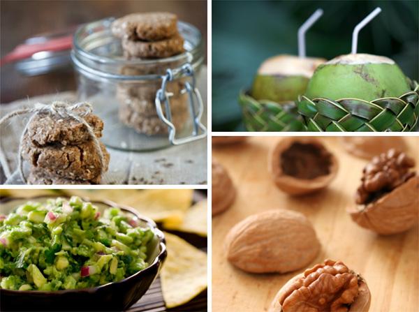 Snacks to beat stress