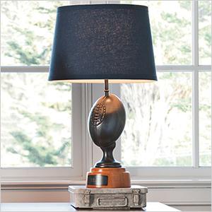 NFL lamp base | Sheknows.com