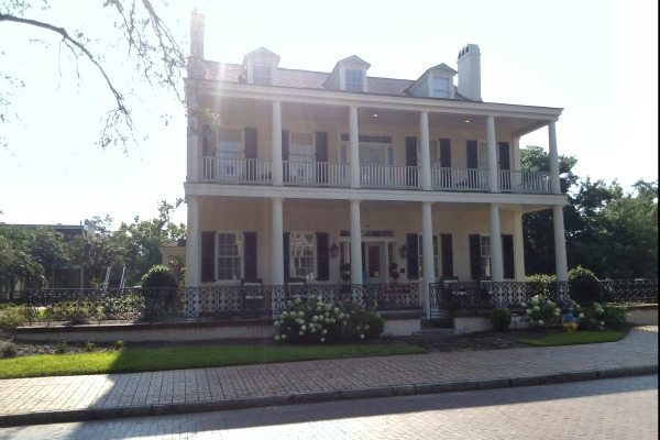 Best B & B's in the South