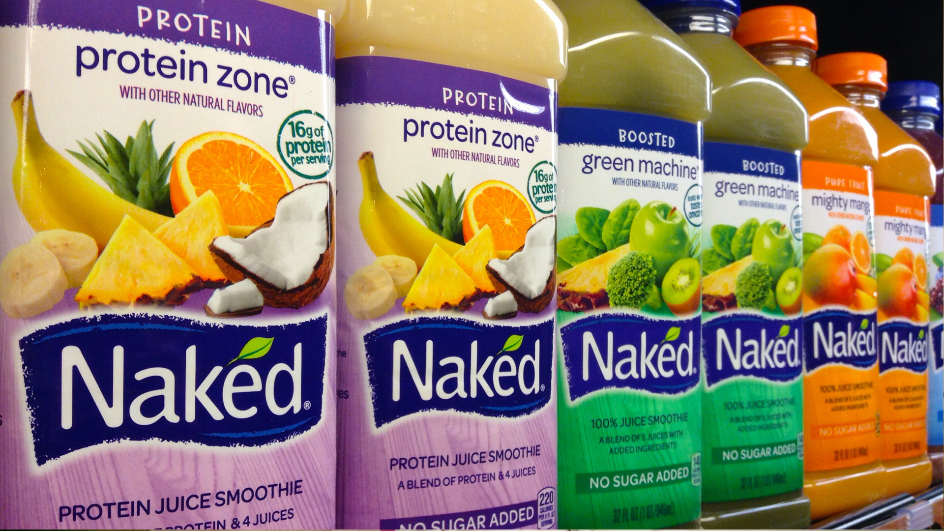 The Naked juice scandal reminds us there's no such thing as healthy juice –  SheKnows