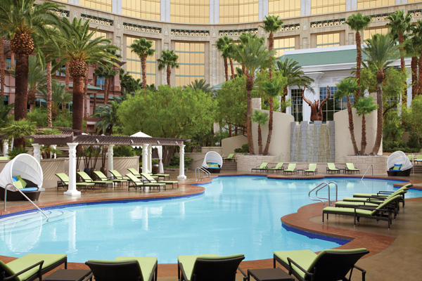 The Spa at Four Seasons Hotel Las Vegas