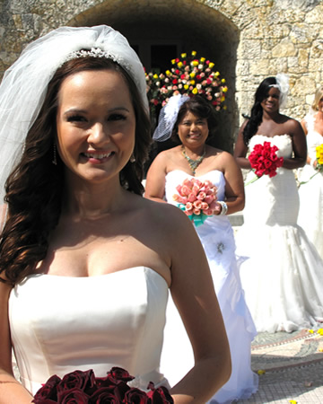 TLC Four weddings bride gives wedding planning tips
