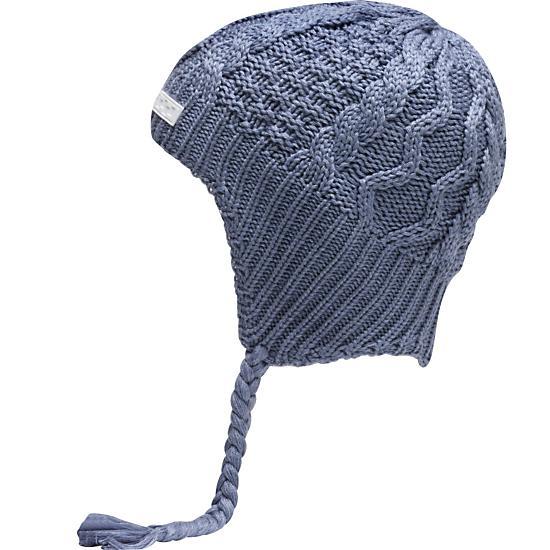 foursquare earflap hat