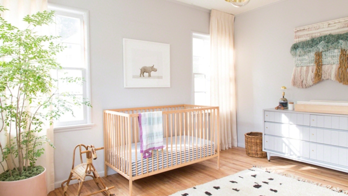 7 Hottest baby room trends for
