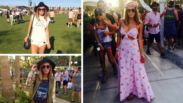 Coachella style diary: My free-spirited fashion
