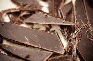 Salted Cashew Dark Chocolate Bark
