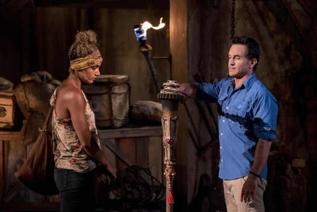 Ali Elliott voted off Survivor: Heroes Vs. Healers Vs. Hustlers