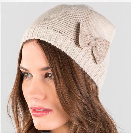 verona bow hat