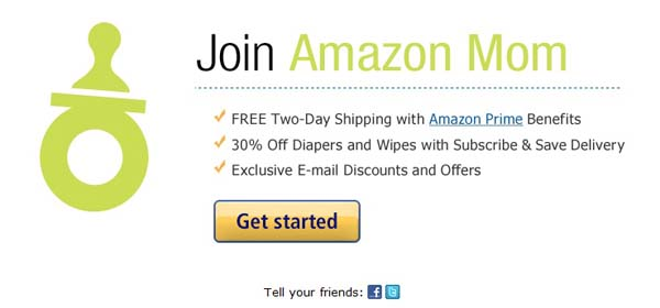 Amazon Prime free for both students and parents