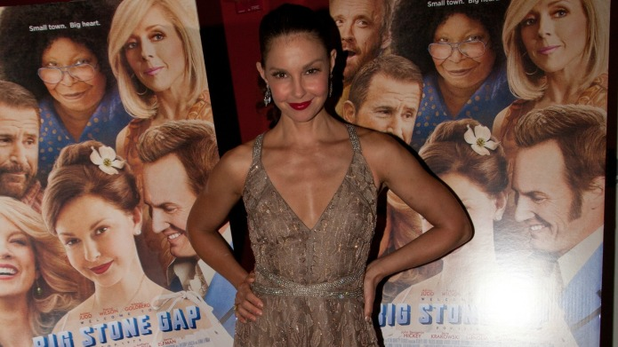 Ashley Judd's experience with Hollywood sexual