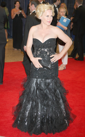 Patricia Arquette at the White House Correspondents Dinner