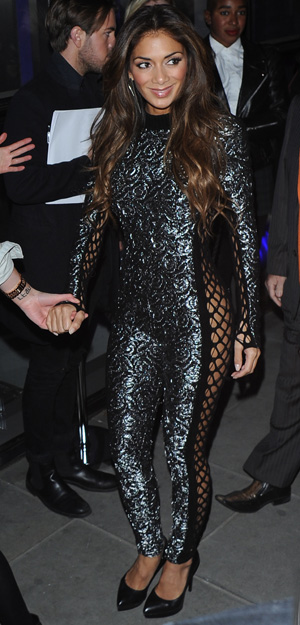 Nicole Scherzinger Halloween Costume.Friday S Fashion Fails Jennifer Lawrence And Nicole Scherzinger