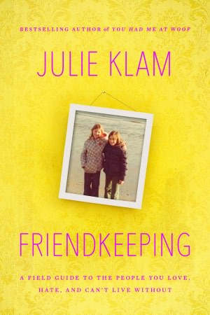 Friendkeeping cover