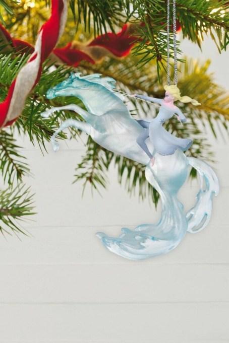 Elsa & Nokk From 'Frozen 2' ornament.