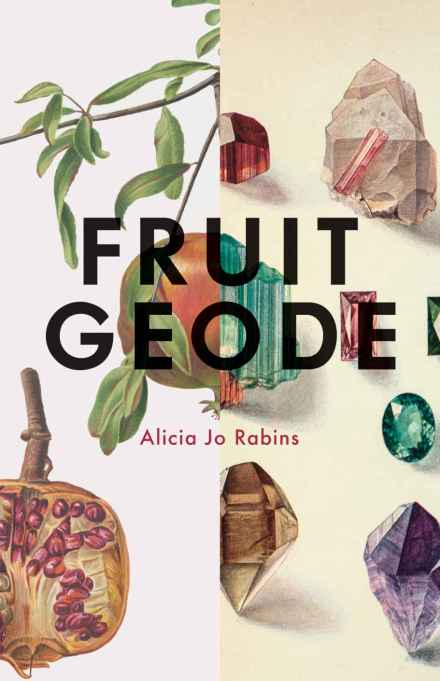 photo of 'Fruit Geode' book cover