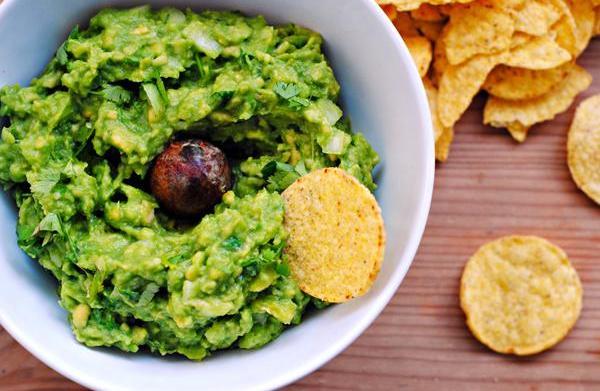 A guacamole recipe for the Super