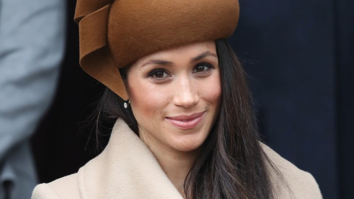 Meghan Markle's New Year's Resolutions Are