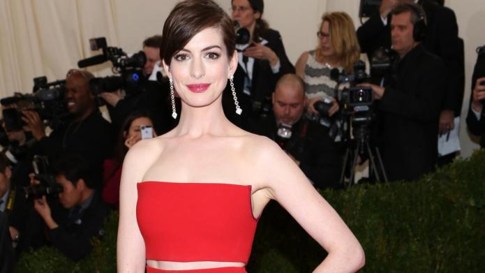 Anne Hathaway says fame really messed