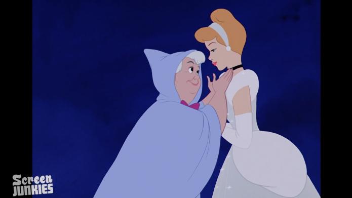 Screen Junkies' Cinderella trailer is funny,