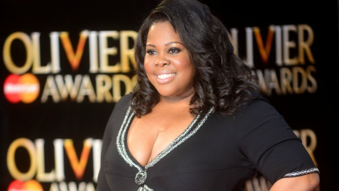 Haters, please, Amber Riley doesn't GAF