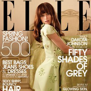 Dakota Johnson on Elle: Will do