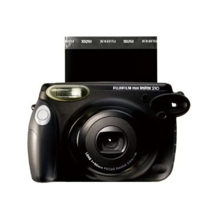 fuji polaroid-style camera