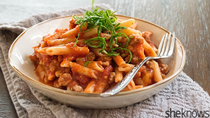 Baked ziti gets a gluten-free makeover