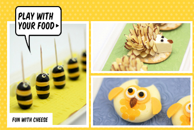 fun with cheese